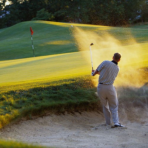 5 Tips for Hitting Out of Bunkers