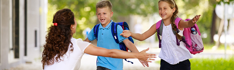 Back to School: A Parent's Guide to Helping Kids Succeed
