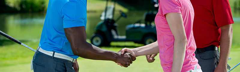Golf for Business Networking? Join the Club.