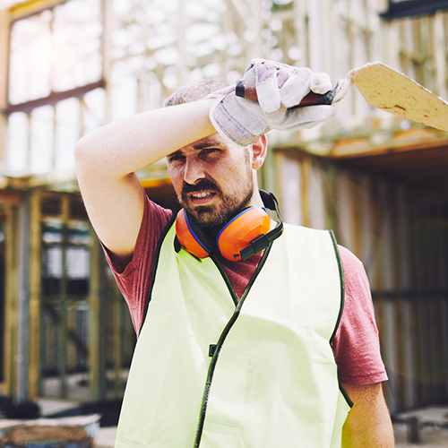 Identifying and Preventing Heat-Related Illnesses on Construction Sites