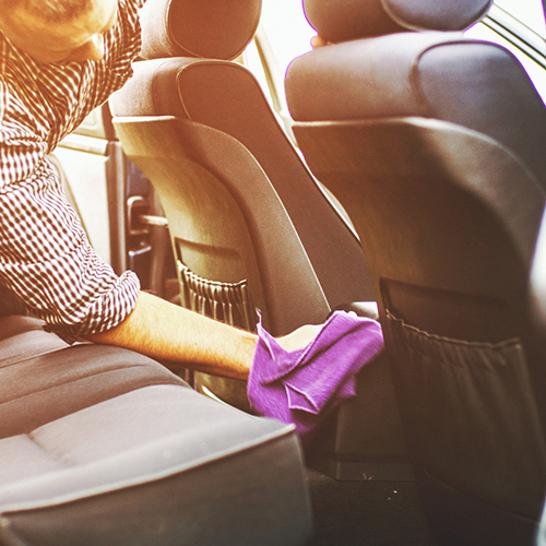 Spring Cleaning Tips for 5 Types of Car Clutter