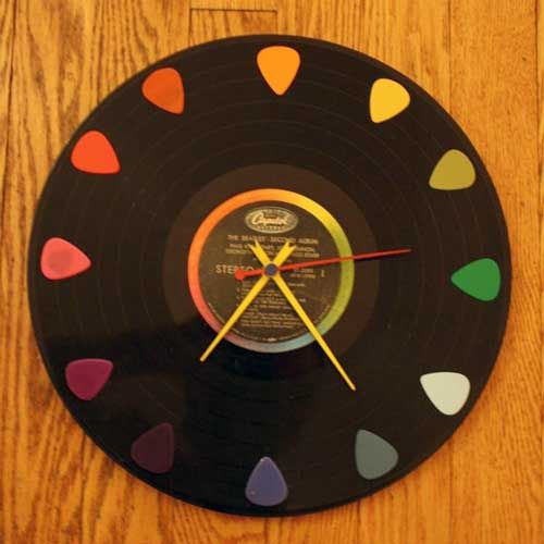 10 DIY Projects for Your Old Vinyl Records | NJM