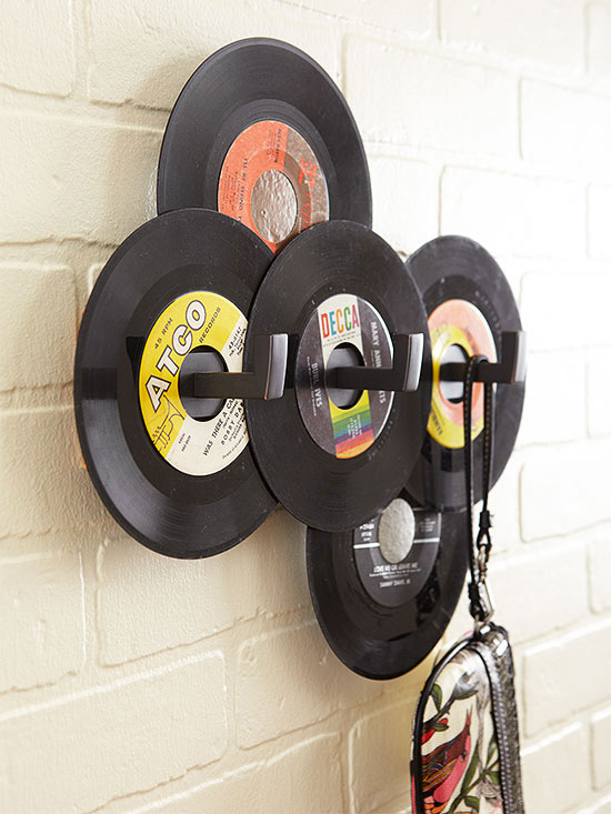 10 Diy Projects For Your Old Vinyl Records Njm