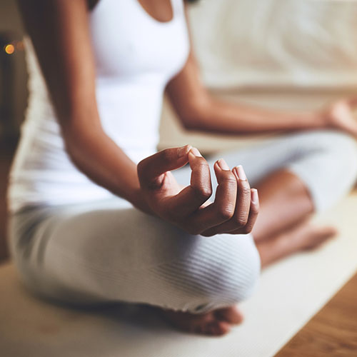 Wellness at Home - Mindfulness